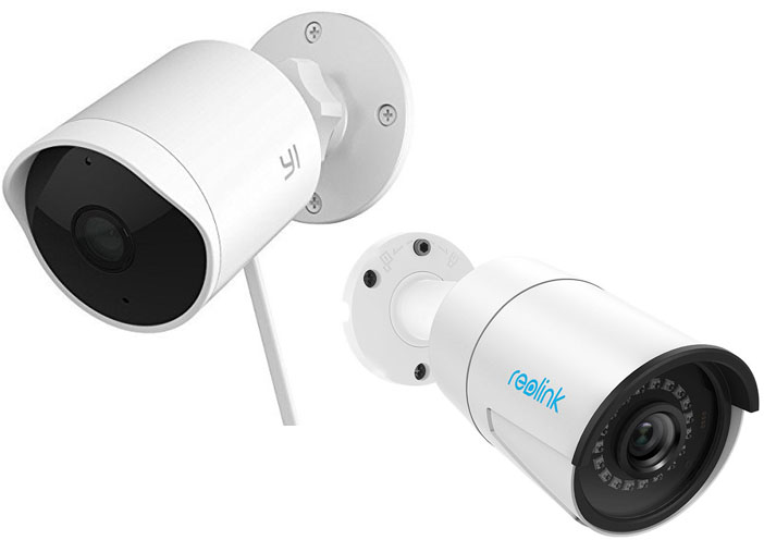 Yi Outdoor Camera vs Reolink 5MP – Secuhomz com